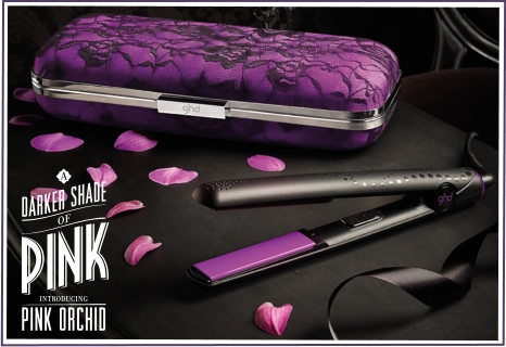 neu ghd pink orchid gl tteisen styler mk5 2011 neu ebay. Black Bedroom Furniture Sets. Home Design Ideas